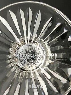 6 VERRES A LIQUEUR EN CRISTAL DE SAINT LOUIS MODELE TOMMY H 9,5 cm #1