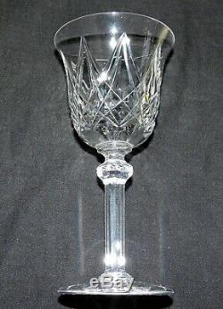 9 Verres A Vin En Cristal De St Louis Modele Proche Provence