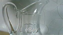 Ancien PICHET Estampillé Cristal SAINT LOUIS France modèle CERDAGNE Vase
