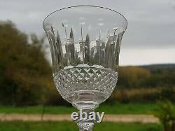 Belle Serie De 6 Verres En Cristal De Saint Louis Modele Tommy H 15 CM B