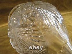 Carafe à vin 65cl cristal Saint Louis mod Gavarni crystal decanter