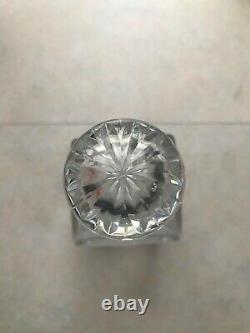 Carafe à whisky en cristal de Saint-Louis, modele Tommy