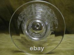 Carafe cristal Saint Louis modèle Lisieux (Saint Louis Crystal decanter)
