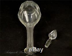 Carafe en Cristal de Saint-Louis XXe