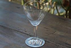 Cristal Saint Louis Colibri 6 verres à eau 16,5 cm -Set of 6 Water glasses
