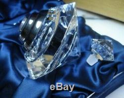 Flacon de collection Wish de Chopard en cristal Saint Louis numéroté