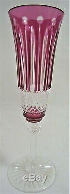 Flûte cristal de Saint LOUIS Tommy 20,5 cm réfA27/8