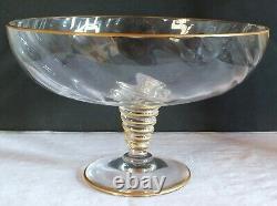 Grande Coupe Cristal Saint Louis