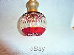 Lampe Berger Cristal Saint Louis Bruleur Guasco Diffuseur Perfume Lamp Crystal