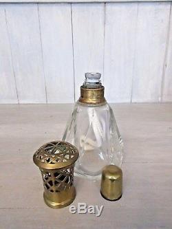 Lampe berger en cristal saint louis baccarat