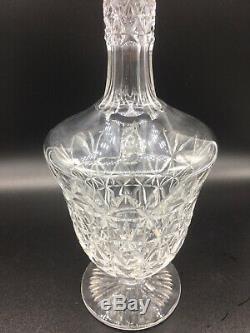 Magnifique Carafe En Cristal De Saint Louis Modele Rare