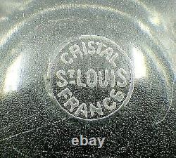 Necessaire De Toilette En Cristal Saint Louis