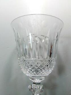 Reservé 3 x Verre à Vin Cristal St Louis Tommy 15.1 cm Wine Glass