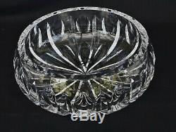 SAINT-LOUIS Coupe à Fruits en Cristal Taillé vers 1930