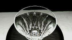 SAINT LOUIS PROVENCE 6 VERRES A VIN ROUGE CRISTAL 17 cm