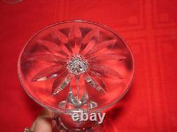 Saint Louis Camargue 6 Water Glasses 6 Verres A Eau Cristal Taillé Wassergläser