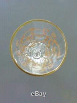 Saint Louis Paire Flûtes Cristal Modèle Cluny