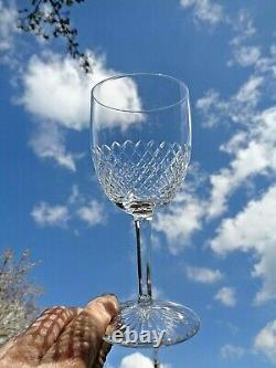 Saint Louis Stl3 Roty Wine Glasses Verre A Vin 15 CM 15cm Cristal Taillé