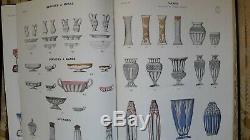 Saint Louis cristal 1930 catalogue services