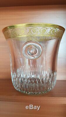 Sceau a champagne cristal st louis