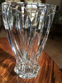 Vase St LOUIS CRISTAL ancien excellent état