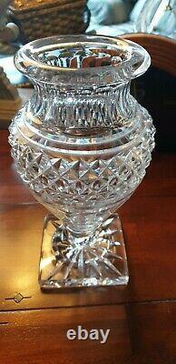 Vase en cristal de Saint Louis