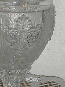 Verre En Cristal De Saint Louis Epoque Charles X N°1