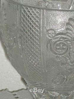 Verre En Cristal Saint Louis Epoque Charles X N°2