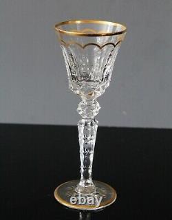 Verre à liqueur en cristal de saint louis modèle excellence top