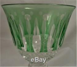 Verre cristal de Saint LOUIS Tommy Roemer 19,8 cm réfA26/2